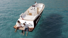 BOAT RENTAL WITH SKIPPER - Taxi Boat Saint Tropez